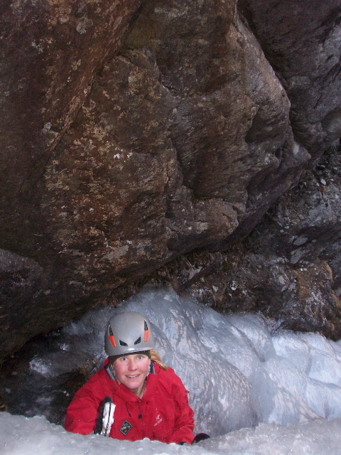 Thanks to Gore and Arc'teryx for a great trip!
