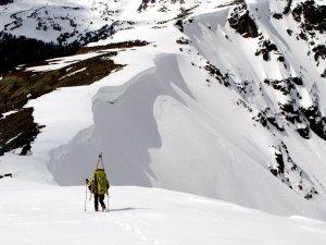 Ridge photo by Bill Corbett